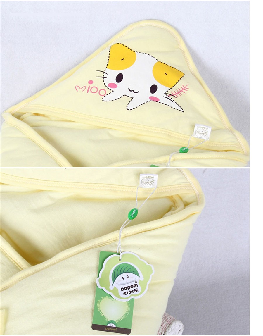 Baby Wrapped Blanket Warm Care (23)