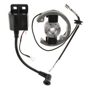 Image 5 - Stator Rotor Ignition Coil Kit Magneto Replacement for KTM50 SX Pro Junior Sr Jr KTM 50 Adventure 2000   2013 Bobina encendido