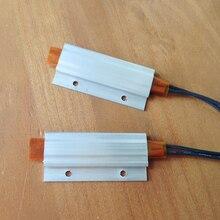 2 шт 220 в термостат PTC алюминиевый нагрев для мини-инструмента с монтажным отверстием сушилка