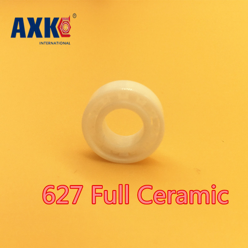 2018 Hot Sale Sale Rodamientos Axk 627 Full Ceramic Bearing ( 1 Pc ) 7*22*7 Mm Zro2 Material 627ce All Zirconia Ball Bearings hot 608 full ceramic bearing zro2 ball bearing 8x22x7mm zirconia oxide new with corrosion resistance