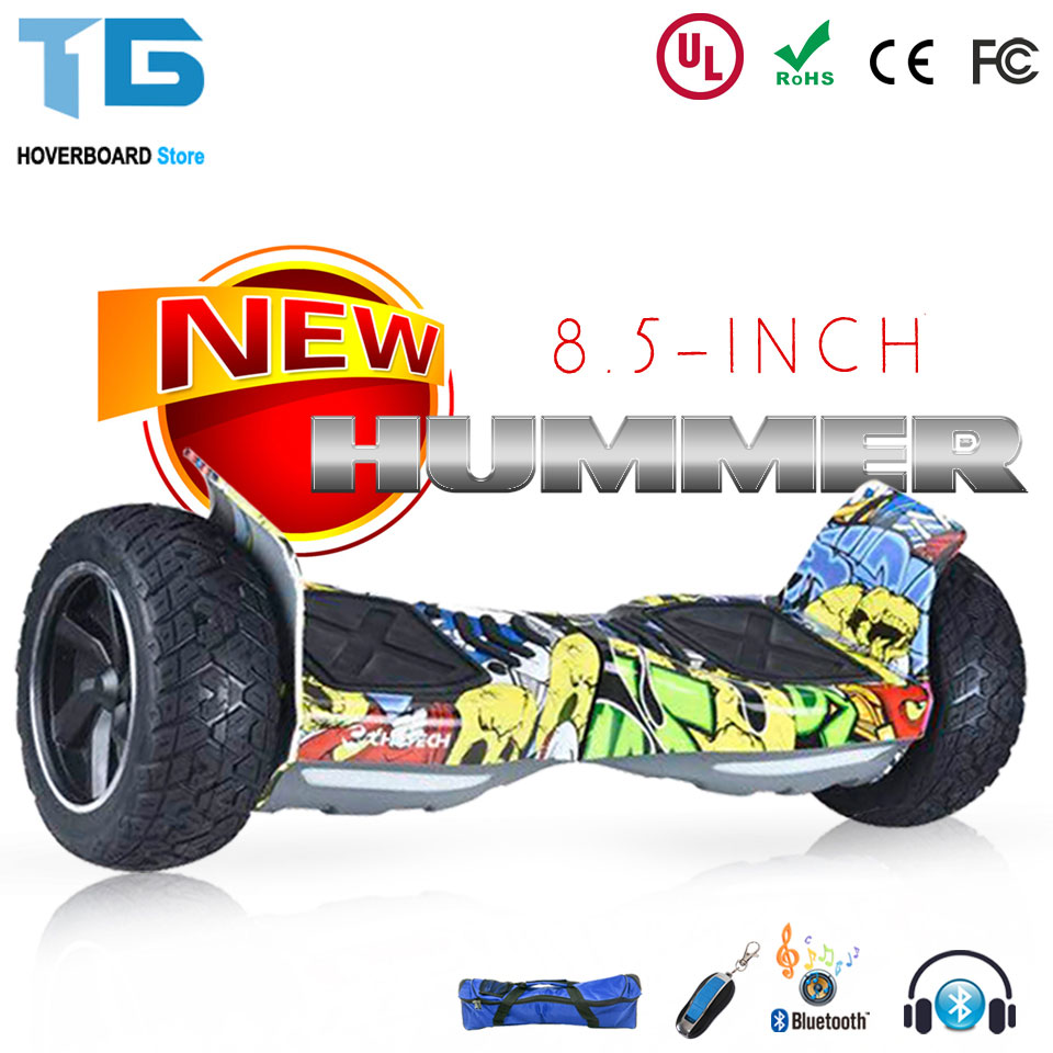 где купить  Hoverboard 6.5 8.0 8.5 10 INCH Kick Scooter Adults Gyroscooter Electric Skateboard Balance Board Gyro Scooter  по лучшей цене