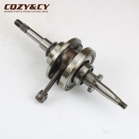 High quality crankshaft for MOTOFINO MF50QT 2 MF50QT 7 50cc 4 stroke 22 teeth