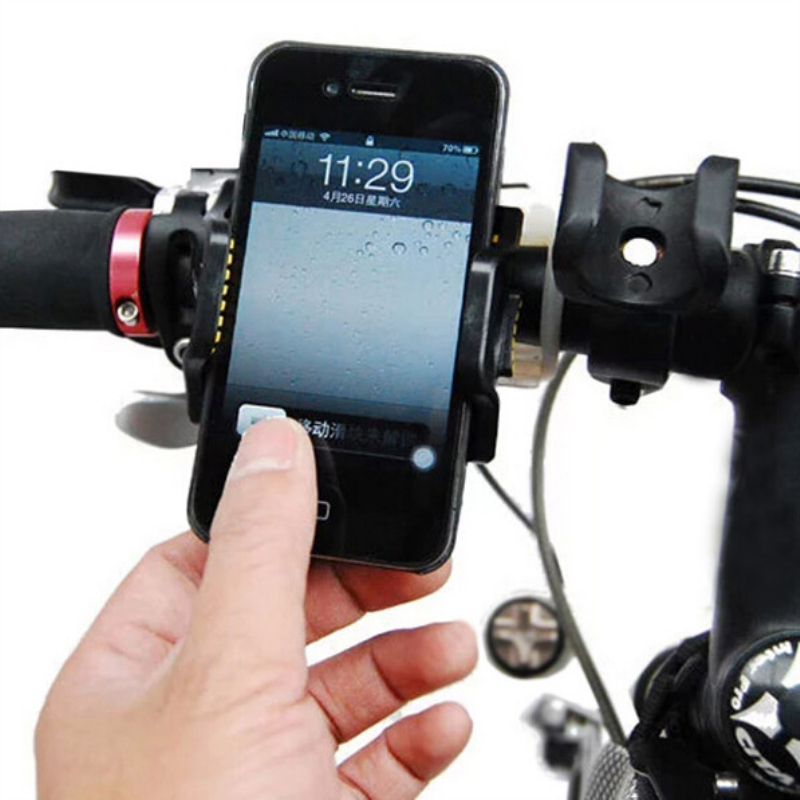 Bike Motorcycle Universal Mobile Cell Phone Holder GPS