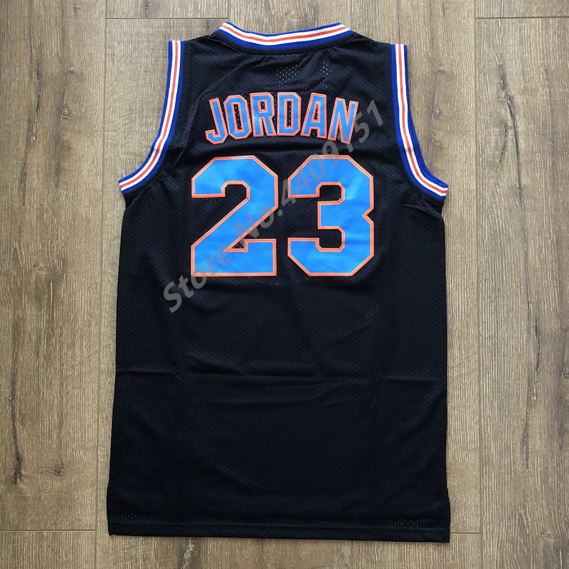 b890547a 2018 New 23 Michael Jordan Tune Squad Space Jam Looney Tunes Basketball  Jersey Men Size S XXL-in Basketball Jerseys from Sports & Entertainment on  ...
