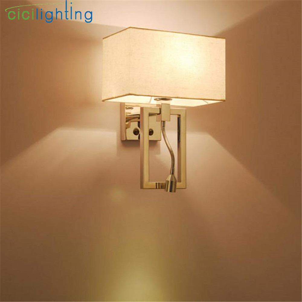 Modern living room wall lamp led hotel wall sconces europe Contemporary wall sconces for living room