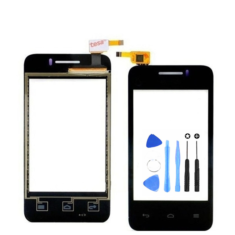 """3.5"""" Touch Screen Replacement For Huawei Y220 Touch Digitizer Front Glass Lens Sensor Panel"""