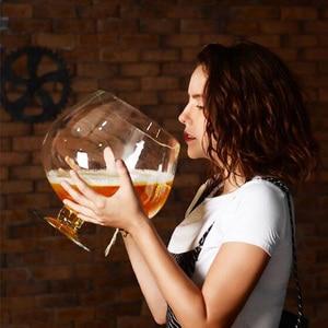 Image 2 - Забавные большие вечерние бокалы для вина 2000 мл/4000 мл