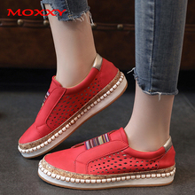 2019 New Design Flat Slip On Shoes Woman Man Comfort PU Leather Shoes Autumn Sneakers Women Shoes Female Casual zapatos de mujer cresfimix zapatos de mujer women fashion pu leather slip on flat shoes female soft and comfortable black loafers lady shoes