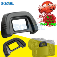 New 50 Pieces DK 21 Rubber Eyecup Eyepiece little tool For Nikon D80 D90 D600 D7000 D70S D610 D200 D100 Hot sale item
