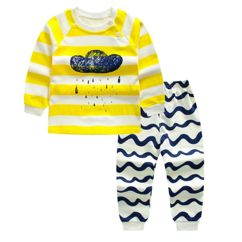 2017 Cotton long Sleeve Baby Clothing Set spring autumn Newborn Toddler Baby Boys Clothes Set Roupas Bebes Infant Sets cotton baby rompers set newborn clothes baby clothing boys girls cartoon jumpsuits long sleeve overalls coveralls autumn winter