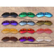 Vonxyz 20+ Color Choices Polarized Replacement Lenses for-Oakley Fast Jacket Frame