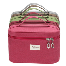 Multi Functional Make Up Bag Women Men Travel Bag Cosmetic Case Travel Trunk Bag Box Neceser Pouch Clutch Handbags Organizer