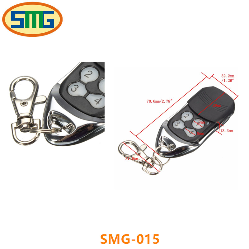 2X APRIMATIC TR2, TR4, TM4 Rolling Code Compatible Remote Control 433.92MHz