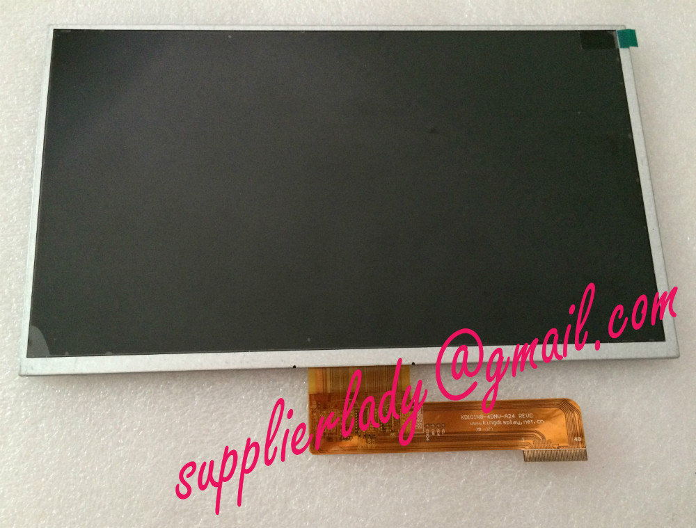 ФОТО Original and New 10.1inch LCD screen KD101NB-40NV-A24 KD101NB-40NV KD101NB for tablet pc free shipping