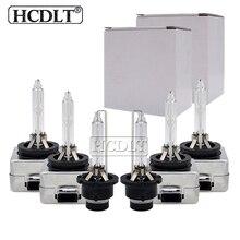 HCDLT 55 W Xenon HID D1S D2S D3S D4S ксенон лампы 6000 K 8000 K 4300 K 5000 K 35 W автомобилей Свет 12 V D1R D2R D3R D4R HID лампа