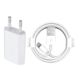 Kit EU Wall Charger + USB Char