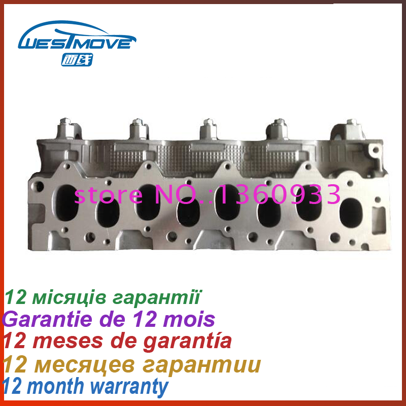 Culasse pour Fiat Ducato 2445CC 2.5 TDI SOHC 8 V 1989-95 moteur: 8140.07 8140.27 8140.47 Sofim 98448112 98448108