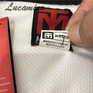 Image 3 - Süper hafif Taekwondo Dobok Mooto Taekwondo eğitmen giyen yüksek hızlı kuru Ultra hafif eğitim üniforma nefes üniformaları