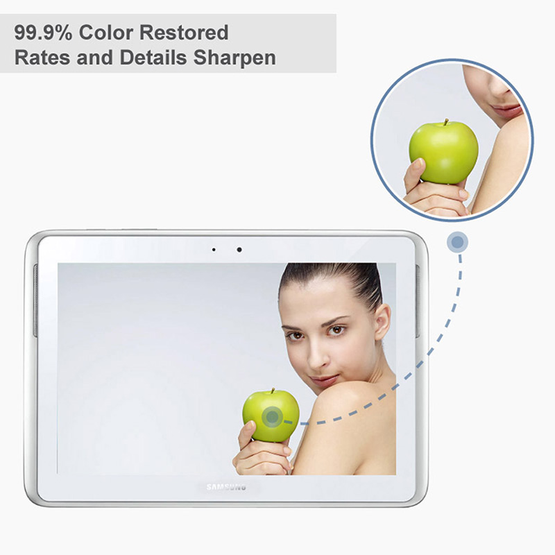 HD Tempered Glass For Samsung Galaxy Note 10 1 N8000 N8010 Tablet Screen Protector Film Premium