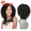full lace short hair wigs for black women afro kinky curly wig brazilian virgin wig brazilian virgin hair kinky curly