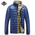 Casual Ultralight Mens Duck Down Jackets Autumn & Winter Jacket Men Lightweight Duck Down Jacket Men Overcoats