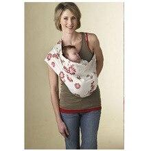 Дизайн, 12 узоров, два слоя материала с принтами, Детские переноски и сумки слинги 3 размера, хлопок