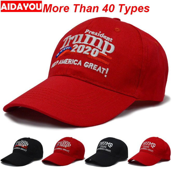Donald Trump 2020 Keep Make America Great Again Cap Embroidered Hat US Election