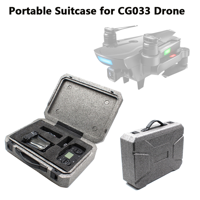 Storage Box for AOSENMA PRO CG033 Convenience Easy to carry safely rc drone Helicopter Carry bags Go out to play toy for gift