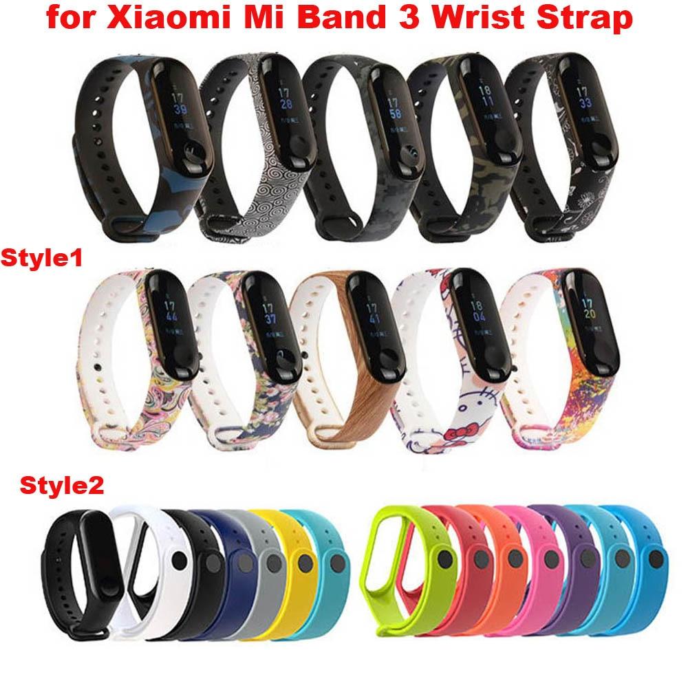 Mi Band 4 Strap Bracelet For Xiaomi Mi Band 3 Pulsera Correa For Xiaomi Nfc Miband