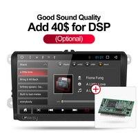 Uniway ADZ9071 Android 7 1 Car Dvd For Vw Passat B5 B6 Golf 4 5 Tiguan
