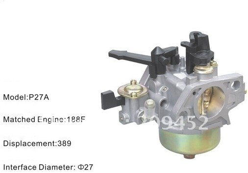 Top quality Carburetors! 188F 13HP 389cc Gasoline Engine carburetor for  sale on Aliexpress com | Alibaba Group