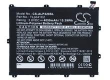 for ALCATEL TLP041C2  battery