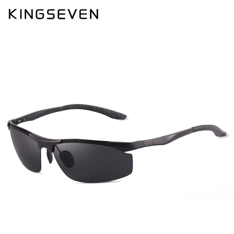 Kingseven μόδα πολωμένο γυαλιά ηλίου - Αξεσουάρ ένδυσης - Φωτογραφία 2