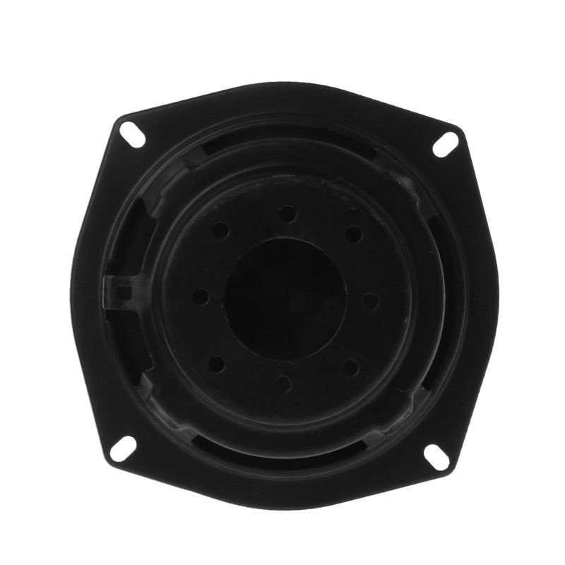 "2PCS Bass Passive Radiator 5"" Speaker Auxiliary Woofer Subwoofer Speakers DIY Accessories"