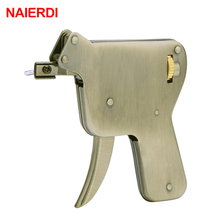NAIERDI Lock Gun Professional Locksmith Tools Practice Hand Tools Broken Key Remove Auto Extractor Set Lock Pick Tool Hardware