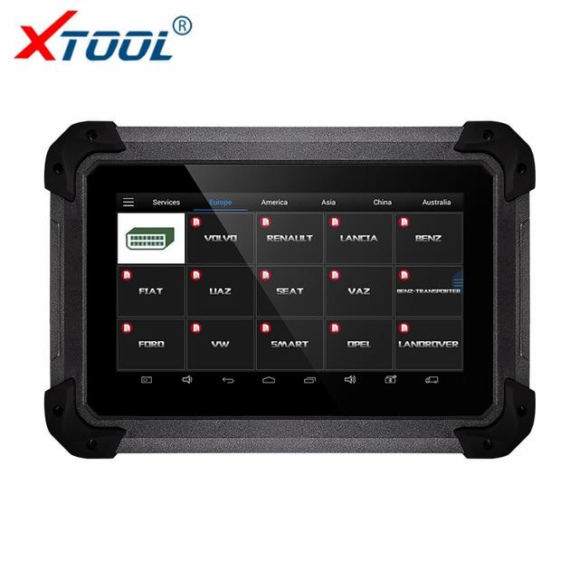 Big Sale OBD2 Car Diagnostics Scanner Original XTOOL EZ300 PRO Airbag Crash Data Reset ABS TPMS Oil Service Light Reset Tool for Cars