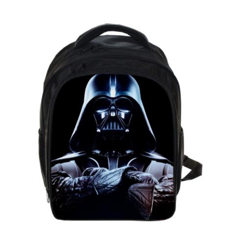2018 Star Wars Backpack For Boys School Bags Kids Daily Backpacks Children Backpack Book Bag Bags Schoolbags Best Gift awaytr metal women hair hoops cat ears hairband rhinestone princess heart shaped hollow hairband gold plated hair jewelry