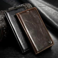 Note 4 Luxury Cover Flip PU Leather Stand Phone Case For Samsung Galaxy Note 4 N9100