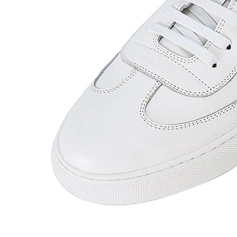 Ocasionales Ocio blanco Diseñador Moda Brish 2018 Los Nuevos Zapatos Hombres Lujo Mycolen Y Tendencia Primavera Otoño Negro De La 87qHwAB