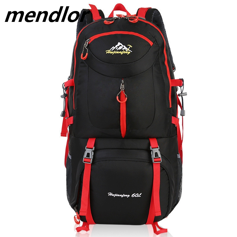 40L/50L/60L Large Capacity Fashion Men Backpack Waterproof Travel Backpack Multifunction ...