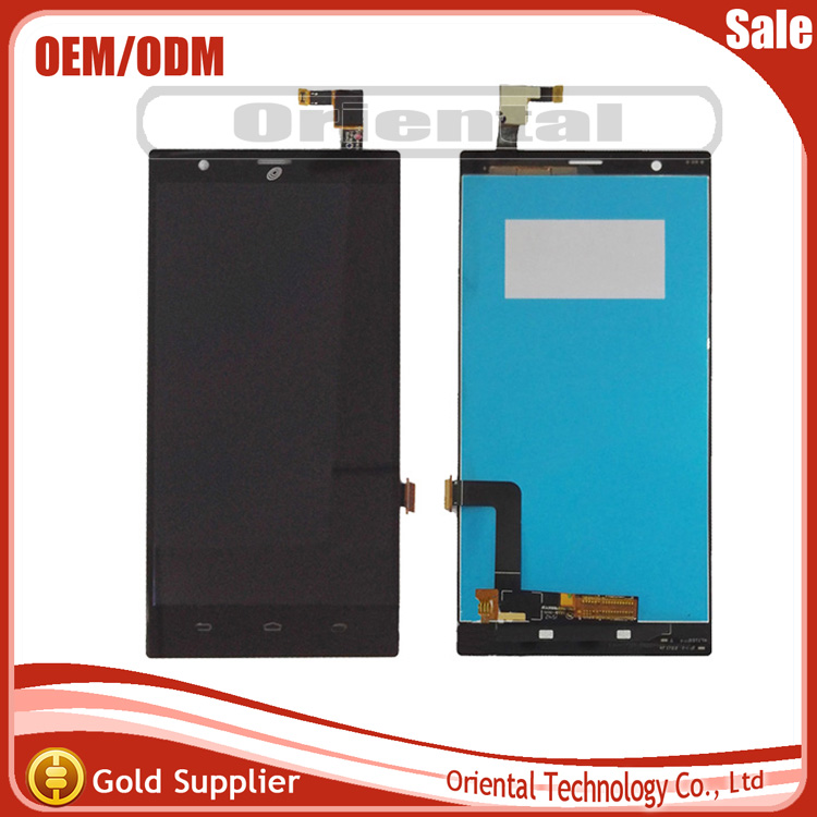 Para zte palanca lcd display + touch screen + 100% nueva touch panel digitalizad