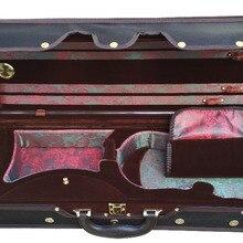Пенопластовый чехол для скрипки цвет кофе и Красный Феникс Шелковый гигрометр FPH109