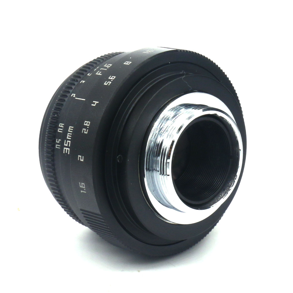 YENI Fujian 35mm F1.6 CCTV TV II Film lens + Canon EOS M Aynasız - Kamera ve Fotoğraf - Fotoğraf 4