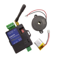 GA01P Smart Designed Home Security GSM Alarm System SMS & Calling wireless alarm Power failure alert