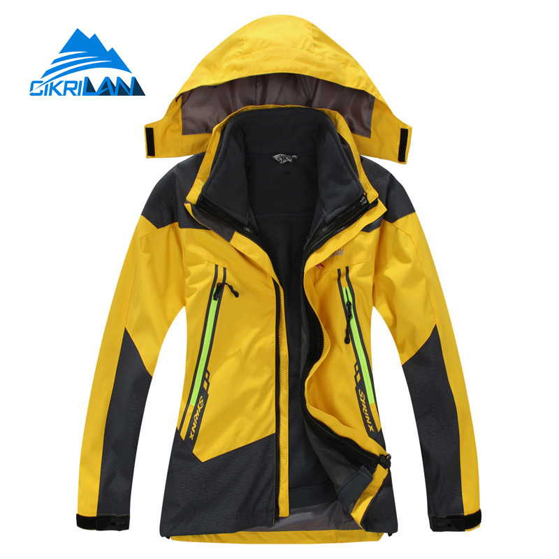 Hot Sale Camping Climbing Kids 3in1 Outdoor Sport Waterproof Jacket Girls Boys Hiking Coat Ski Casaco 8-16y Child Fleece Liner hot sale camping climbing kids 3in1 outdoor sport waterproof jacket girls boys hiking coat ski casaco 8 16y child fleece liner