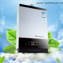 Новейший умный постоянный контроль температуры сильный тип излучения Lgp Мгновенный/Tankless 12L Lpg пропан газовый нагреватель горячей воды