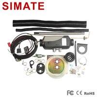 High Quality Diesel Heaters 12 Volt 2500W FCC CE RoHS Certification Similar To Webasto Diesel Heater