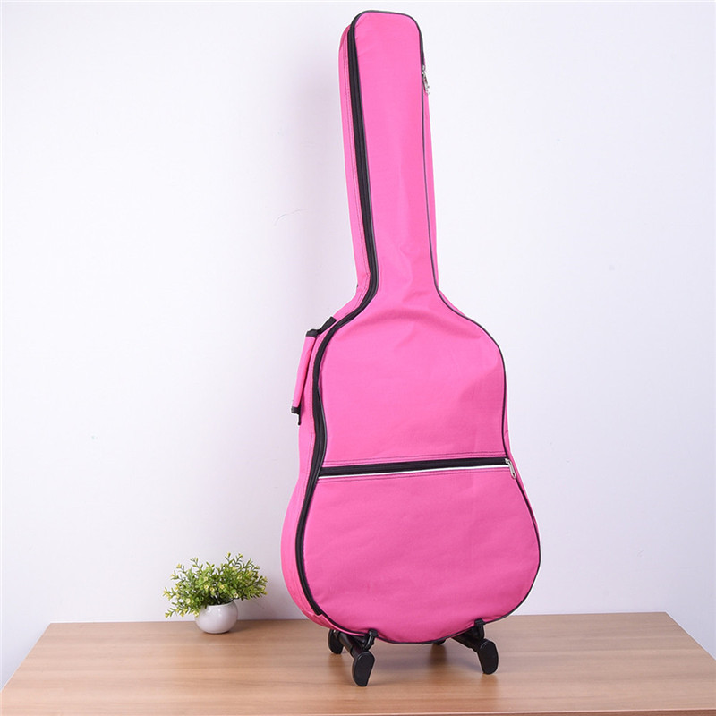 Waterproof Acoustic Guitar Bag Electric Guitar Case Classical Folk Padded Ukulele Cover For Musical Instrument Parts Accessories  acoustic classical guitar repair clip maintenance tools guitar parts accessories