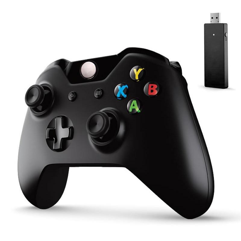 Regolatore A Distanza senza fili Controle Per Xbox One PC Gamepad Adattatore Joypad Joystick di Gioco Per Microsoft Ricevitore USB per PC