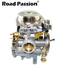 купить Road Passion Motorcycle Carburetor For YAMAHA XV250 Vstar 250 Virago 250 Route 66 XV 1988-2014 онлайн